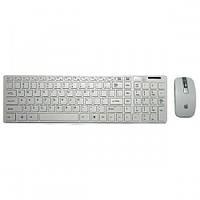 Беспроводная клавиатура + мышь DK-659 беспроводные Apple