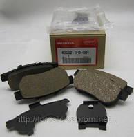 Колодки тормозные задние HONDA Civic Jazz CRX III 43022 TF0G01
