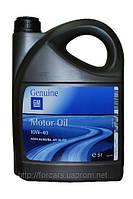 Полусинтетическое масло моторное GM Semi Synthetic 10W-40    1942046