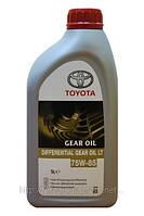 Автомасла , масло TOYOTA LV 75W MT (EU) 08885-81001