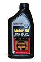 Купить масло моторное тойота TOYOTA 5W-20 (USA)  00279-1QT20
