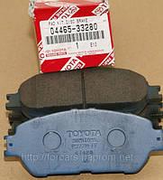 Колодки передние комплект LEXUS ES300/330  0446533280