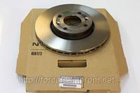 Передний тормозной диск Nissan NOTE MICRA 40206-AX600