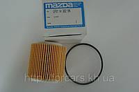 Масляный фильтр MAZDA CX-7 Mazda 3 Mazda 6 оригинальный номер LF0114302