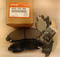 Колодки,оригинальные передние тормозные колодки Honda   ACURA MDX
