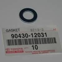 Прокладка сливной пробки toyota 9043012031