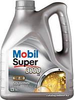 Синтетическое моторное масло Mobil Super 3000  5w40