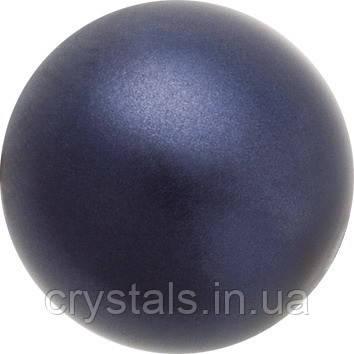 Жемчуг Preciosa (Чехия) перламутровый 6 мм Dark Blue