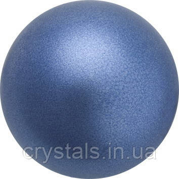 Жемчуг Preciosa (Чехия) перламутровый 8 мм Blue