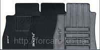 Коврики резиновые  NISSAN JUKE комплект KE7481K089