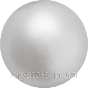Жемчуг Preciosa (Чехия) перламутровый 8 мм Light Grey