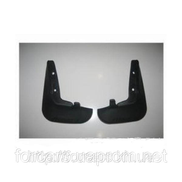 Брызговики передние Nissan Tiida комплект передних брызговиков Ниссан KE788EM085