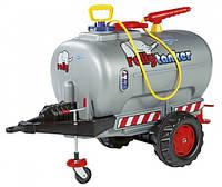 Детский прицеп - цистерна с помпой Rolly Toys 122776