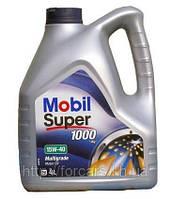 Моторное масло Mobil Super 1000 15W40 минеральное