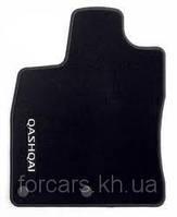 Коврики велюровые для Nissan Qashqai KE745JD011