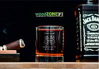 Именной стакан для виски «Учитель № 1»