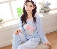 Женские теплые пижамы.Модель 2042, фото 7