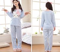 Женские теплые пижамы.Модель 2042, фото 8