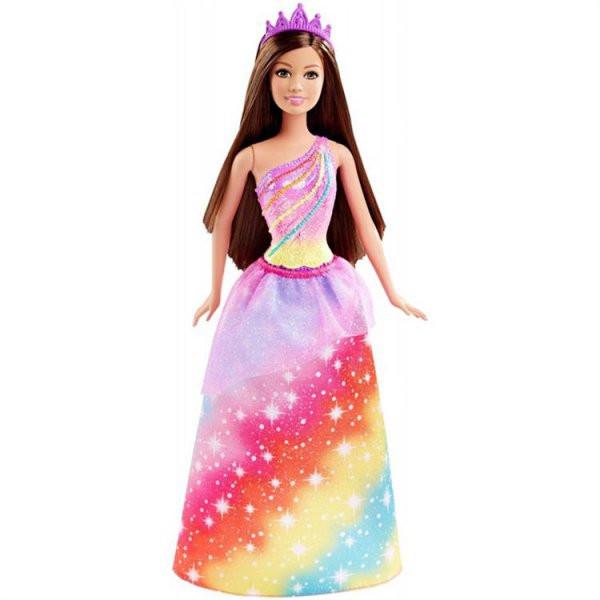 Кукла Принцесса с Дримтопии Rainbow Barbie DHM49