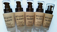 Тональный крем Elegant NUDITY Foundation SPF 15