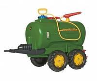 Детский прицеп-цистерна John Deere Rolly Toys 122752