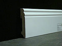 Плинтус белый MDF FU94L (NEW) 93x19x2400