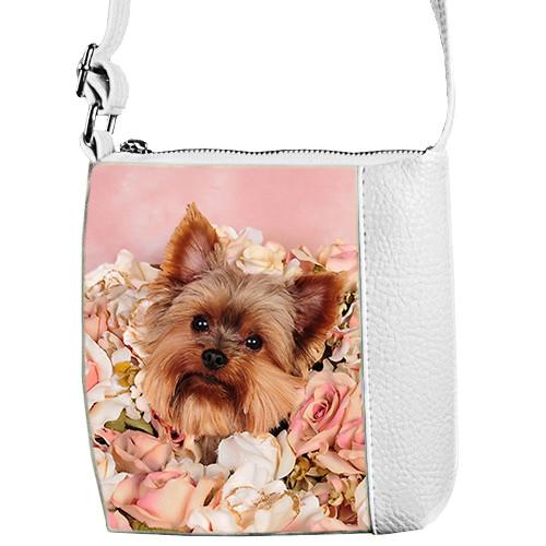 Детская сумочка для девочки Mini Miss с рисунком Йорк