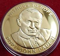 Монета Уганды. 1000 шиллингов 2003 год
