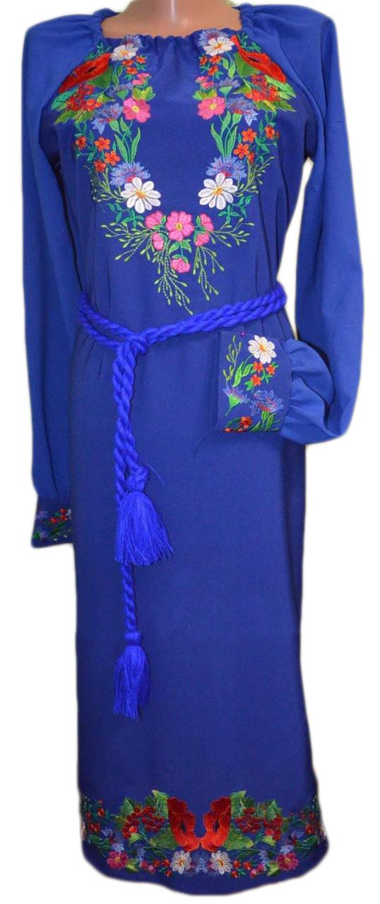 """Жіноче вишите плаття """"Натил"""" (Женское вышитое платье """"Натил"""") PR-0020"""