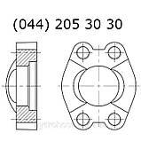 Разъемное кольцо, контрфланец, SAE 6000, 5549-03, фото 5