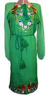 "Жіноче вишите плаття ""Мейклі"" (Женское вышитое платье ""Мейкли"") PR-0021"