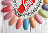 Гель-лак My Nail №144 (нежно-розовый полупрозрачный) 9 мл, фото 2
