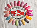 Гель-лак My Nail №144 (нежно-розовый полупрозрачный) 9 мл, фото 4