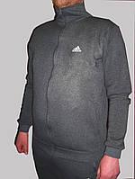 Мужская cпортивная кофта Adidas байка