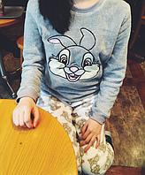 Женские теплые пижамы.Модель 2045, фото 7