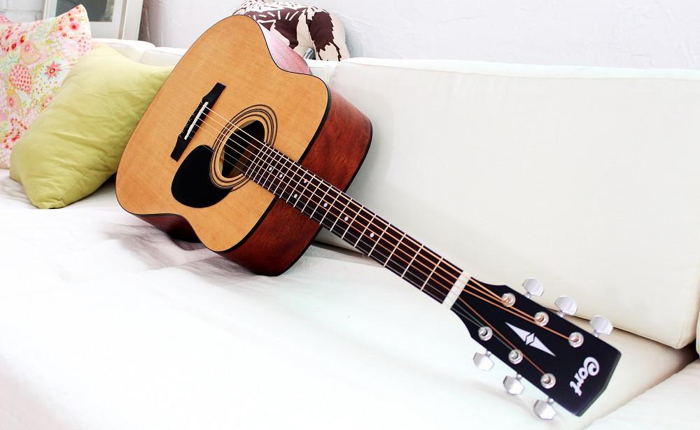Акустическая гитара Cort AD810 Open Pore