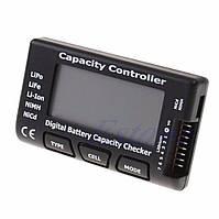 Тестер CellMeteк 7; проверки ёмкости аккумуляторов; NiCd NiMH LI-ION