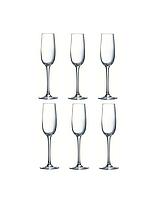Luminarc Allegresse Набор бокалов для шампанского 6*175 мл
