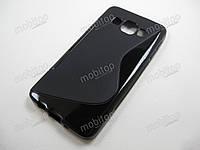Полимерный TPU чехол Samsung Galaxy A3 A300, фото 1