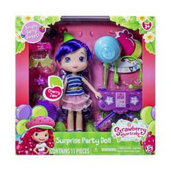 Strawberry Shortcake Шарлотта Земляничка Ягодный праздник 15см Вишенка