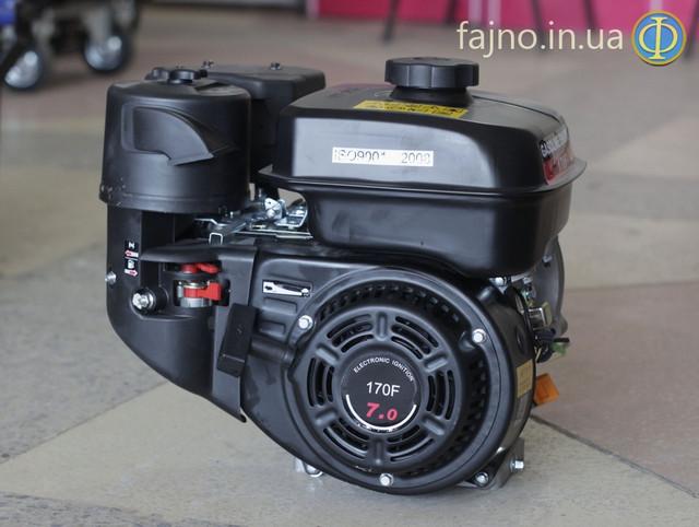 Двигатель Weima WM-170 с редуктором обратного вращения вала