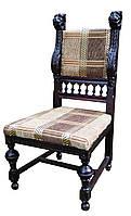 Старинный антикварный стул (рабочая обшивка)