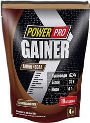 Power Pro Gainer 30% 4 кг