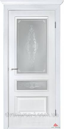 Двери Белоруссии Вена ПО белый ясень, фото 2