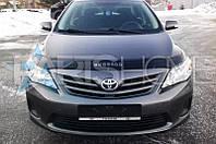 Дефлектор Капота Мухобойка Toyota Corolla 2007-2012