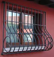 Решетка гнутая на окно