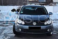 Дефлектор Капота Мухобойка VW Golf 6