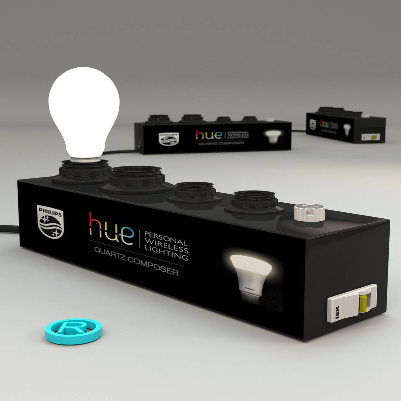 Тестер для проверки ламп PHILIPS