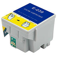 Картридж WOX для EPSON T039 Color (C13T03904A10)