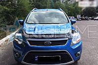 Дефлектор Капота Мухобойка Ford Kuga 2008-2012